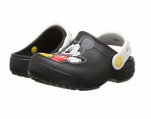 2ec4a01238283e La foto se está cargando Crocs-205113-001-Crocs-Diversion-laboratorio-Mickey -obstruir-