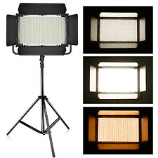 Neewer 900 LED Pro Photography Studio Video Light Panel Camera Photo Lighti