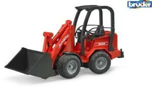 NEW-Bruder-1-16-Shaffer-Wheeled-Compact-Loader-2034-from-Mr-Toys