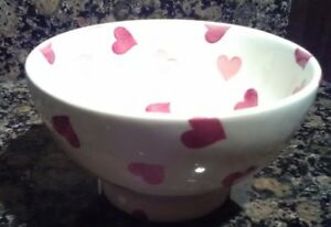 emma-bridgewater-pink-hearts-French-bowl-new-FIRST-QUALITY