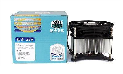 CPU Heatsink/Cooler Fan For Intel Core 2 Duo LGA 775 Alloy bearing Hi-quality