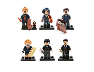 LEGO Harry Potter Minifigures Series Fantastic Beasts - Set of 6 (71022)