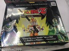 Panini Dragon Ball Z TCG Heroes & Villains Booster Box CCG DBZ sealed new