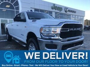 2019 RAM 3500 Big Horn | Seats 6 | Low KM | 4X4 | Bluetooth | Long-Box