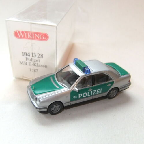 MB E Klasse  Polizei Wiking   HO 1:87 in OVP #1116