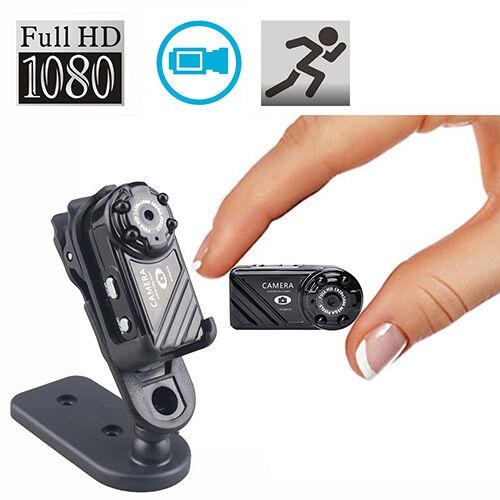 Night Vision Spy Hidden Camera Full HD 1080P 12MP Security Motion Cam Dulcet