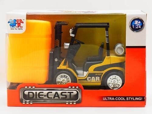 LOT 31913Jono Toys 89515 Gabelstapler Fork-Lift gelb 1:24 f LGB 15cm NEU OVP