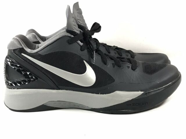 the best attitude 7622e 2965d Nike Women s Volley Zoom Hyperspike sz 13 Black Metallic Silver shos  585763-001