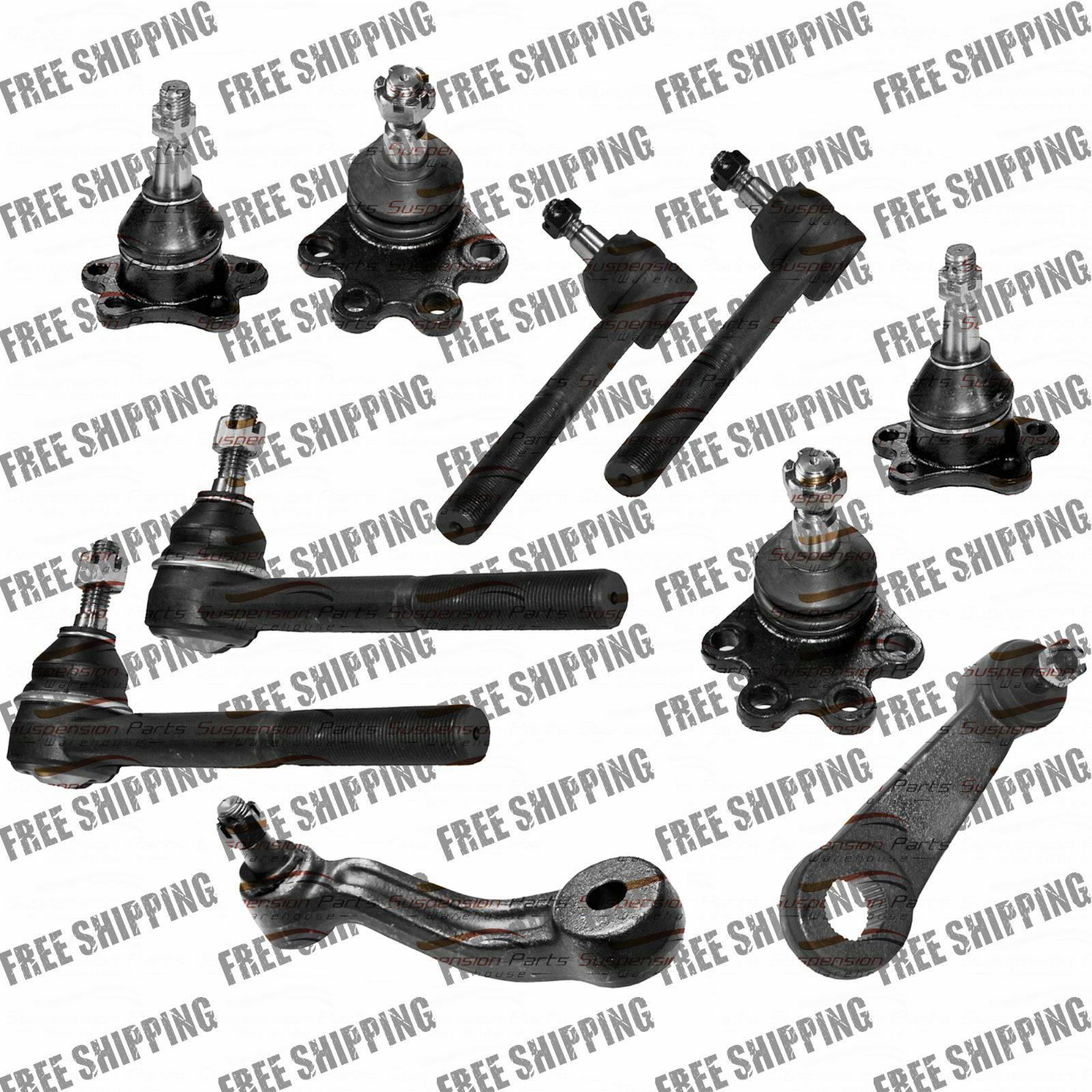 4WD GMC K1500,K2500,K3500, Suspension Part Ball Joint