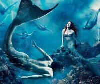 Tapis De Souris Science Fiction Sirene