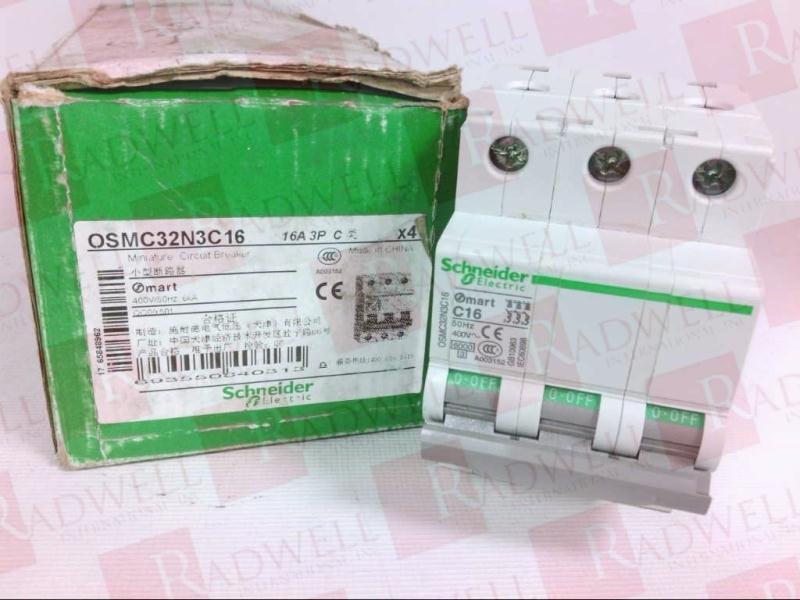 SCHNEIDER ELECTRIC OSMC32N3C16   OSMC32N3C16 (NEW IN BOX)