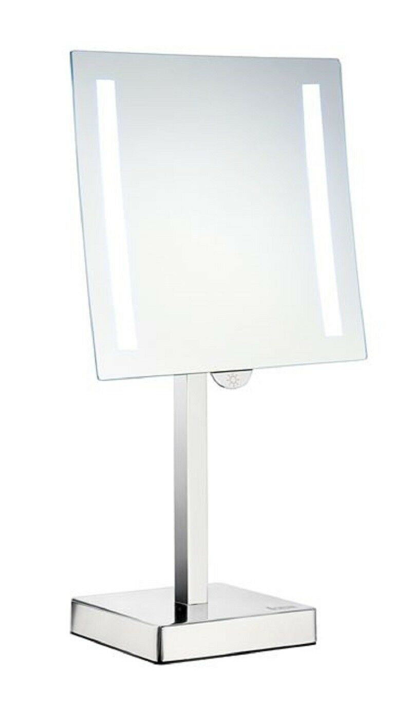 SMEDBO OUTLINE LED Kosmetikspiegel Spiegel LED beleuchtet beleuchtet beleuchtet verchromt FK473E 133dc5