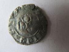 MEDIEVAL CZECH SILVER  COIN JOHN OF BOHEMIA PARVUS 1310- 1346