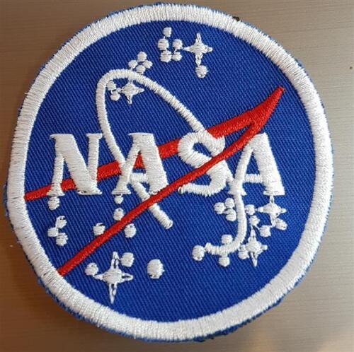 NASA SPAZIALE SPACE SPAZIALE ricamate patch Colour NUOVO Carnevale Carnevale