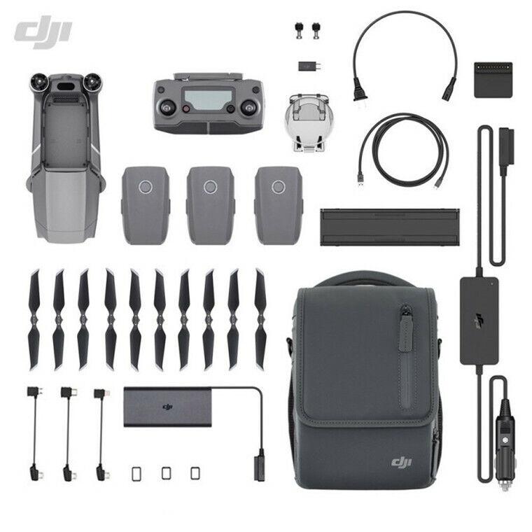 DJI Mavic 2 Zoom 4K Drone with Fly More Kit & Mavic 2 Zoom ND Filters RRP