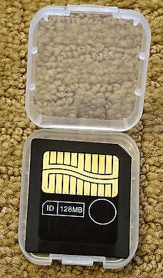 128MB SmartMedia Smart Media Card 3.3V for Roland, Korg or Yamaha (Guaranteed)