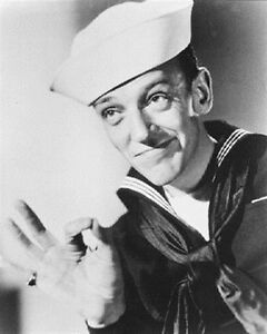 FRED-ASTAIRE-como-marinero-Bake-Baker-from-Follo-8x10-FOTO