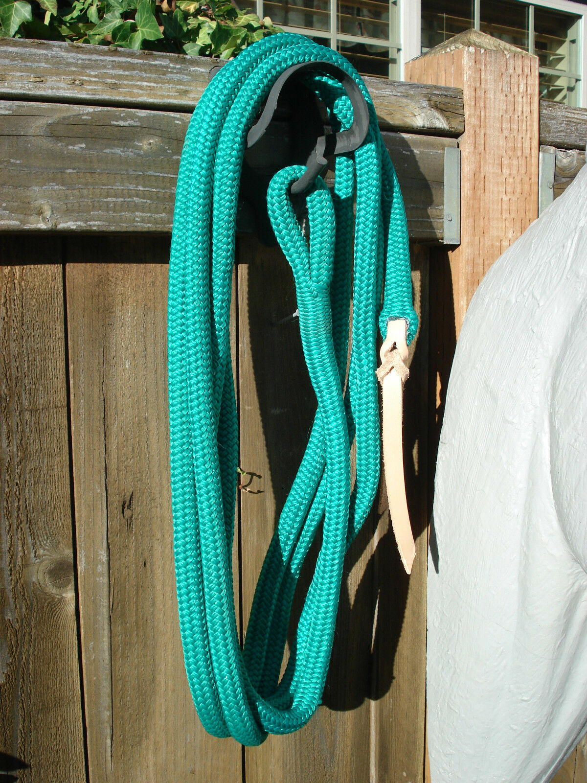14 ft. Lead Rope Kelly Green