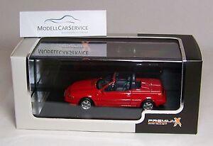 Premium-X-1-43-PRD447-Volvo-480-Turbo-Cabriolet-1990-rosso