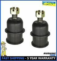 Dodge Aspen Charger Magnum Chrysler Cordoba Fury (2) Front Lower Ball Joints