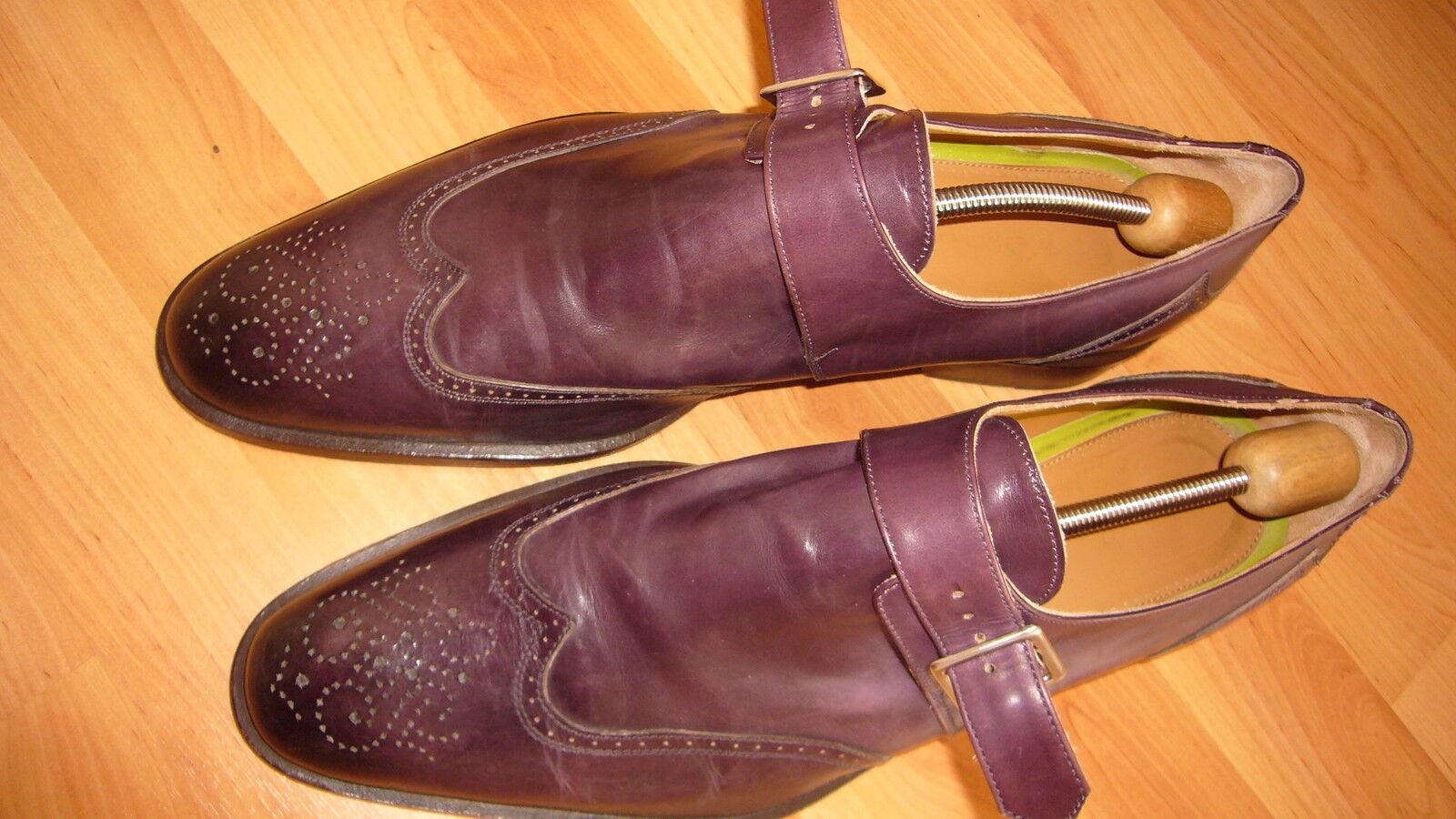 Orig. Oliver Sweeney Schuhe Schuhe Sweeney ,Rotella purple,Gr.11,Jades a65598