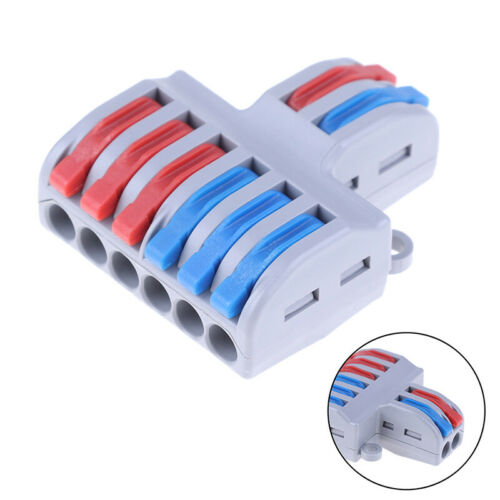 Fast Wire Connector Wiring Cable Connector Terminal BlockxT-222 SPL-62CJ