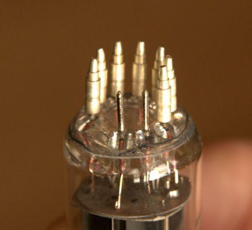 36 Piezas Pines Pcb Socket Para Tubos 12 Ax7 ecc92 6922 6dj8 El84