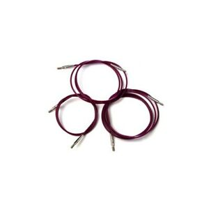 KnitPro-Knitting-Interchangeable-Needle-Cable-Purple