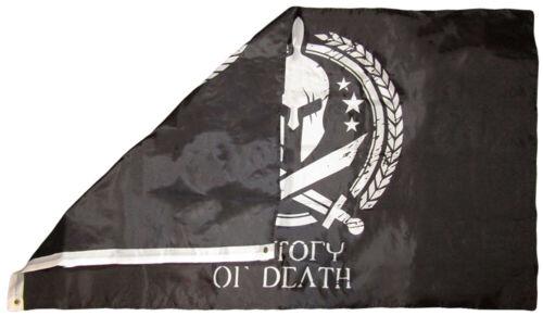 RAM 3x5 Molon Labe Victory or Death Spartan Helmet Swords 3/'x5/' Polyester Flag