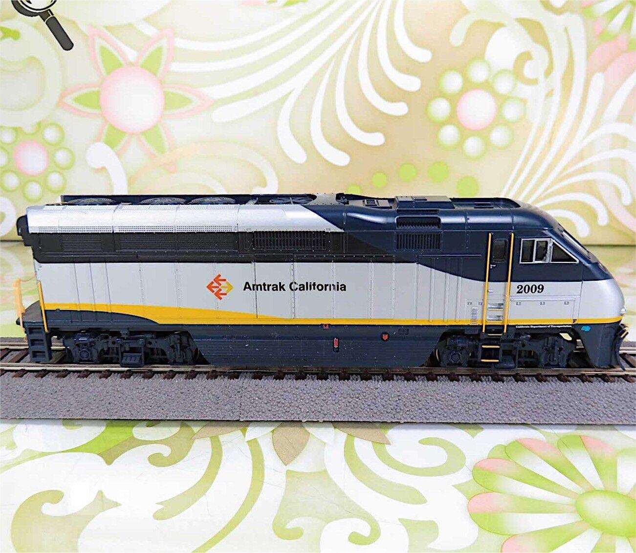 ATHEARN H0 - US - Amtrak 2009 - F59PHI Digitrax SDH166D mit Sound -  W10577