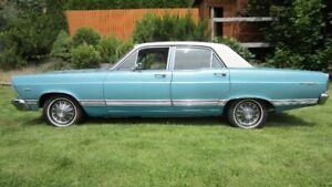 1967 Fairlane 500  4 dr  V8 Auto PS