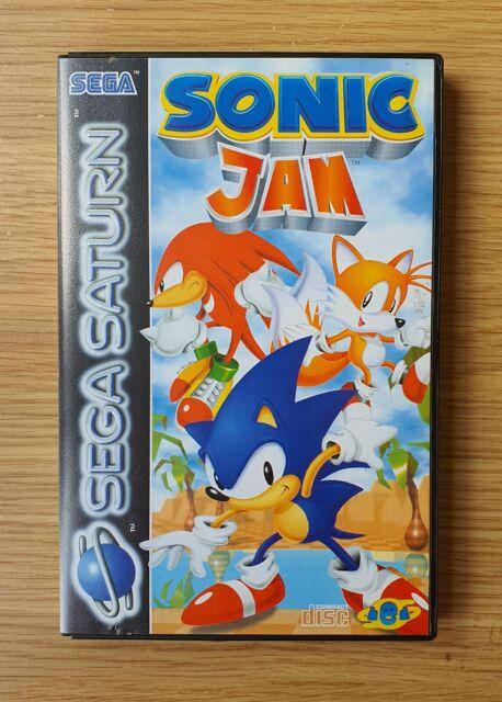 Sonic Jam: SEGA SATURN: PAL: PRISTINE/COMPLETE