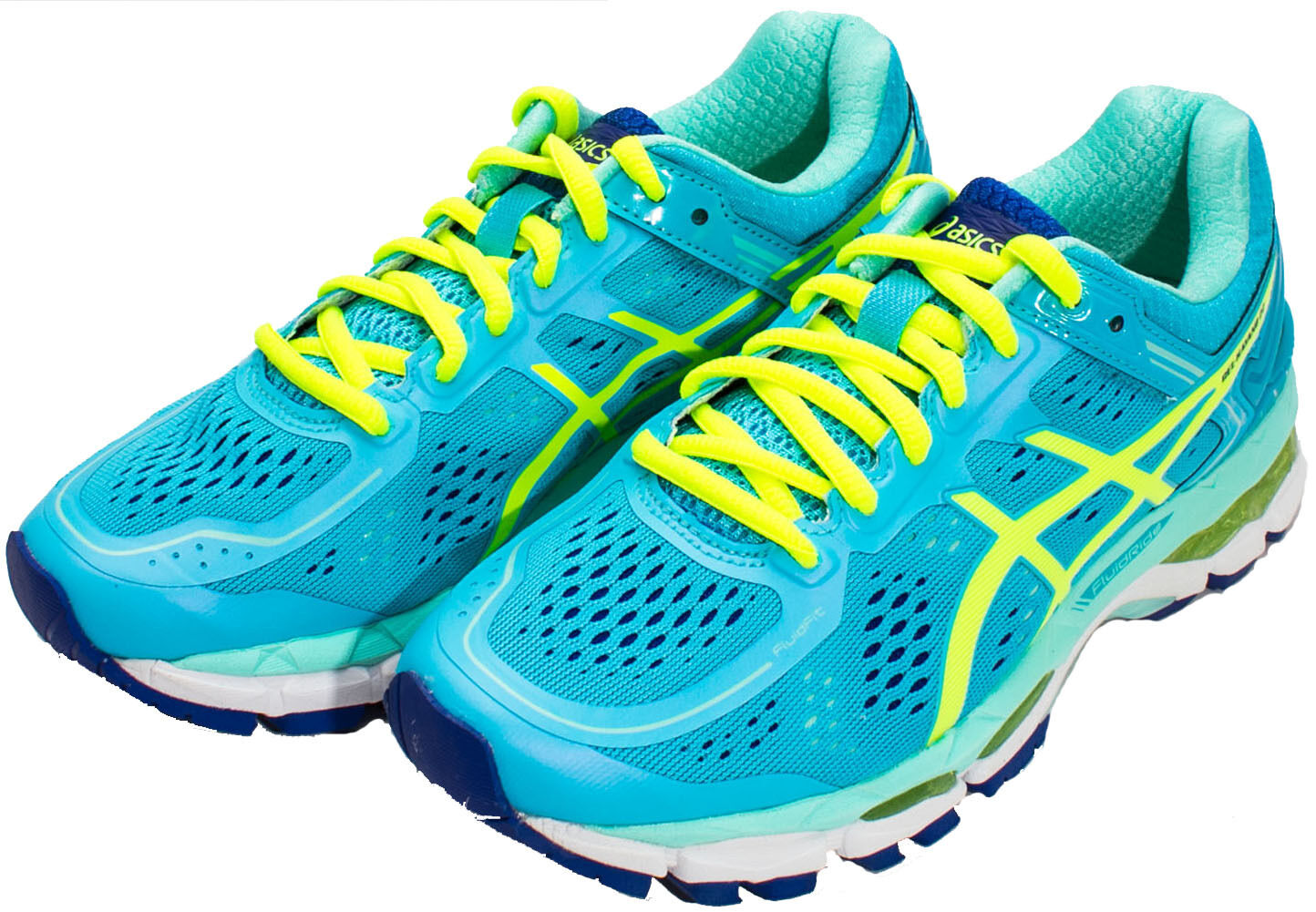 Asics Womens Gel-Kayano 22 Running Shoes Ice Blue T597N.4407 Sz 6 The most popular shoes for men and women