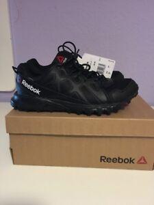 Details zu Reebok Sawcut 4.0 GTX Damen Walkingschuhe schwarz(AR2737)Gr:wählbar neu in Karto