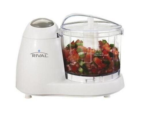 New Rival 1-1//2 Cup Mini Food Chopper FPRVMC3000
