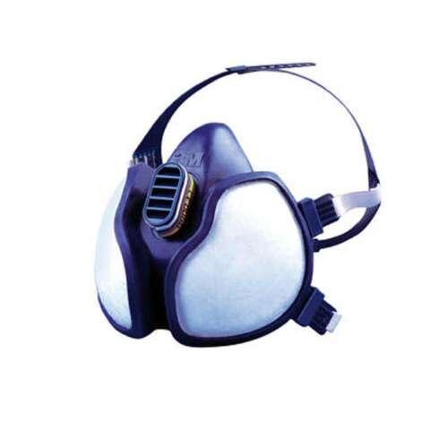 Masque de Protection Respiratoire 3M 4255 (FFA2P3D)