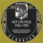 1946-1950 by Hot Lips Page (CD, Mar-2002, Classics)