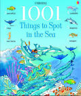 1001 Things to Spot in the Sea by Katie Daynes (Paperback, 2003)