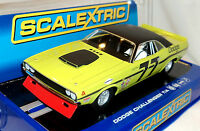 Scaletric 1970 Autodynamics Dodge Challenger T/a Sam Posey Dpr 1/32 C3419