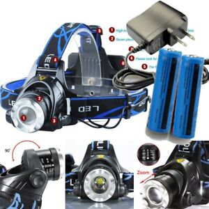 9000000LM-Rechargeable-Head-light-T6-LED-Headlamp-Tactical-Torch-Lamp-Flashlight