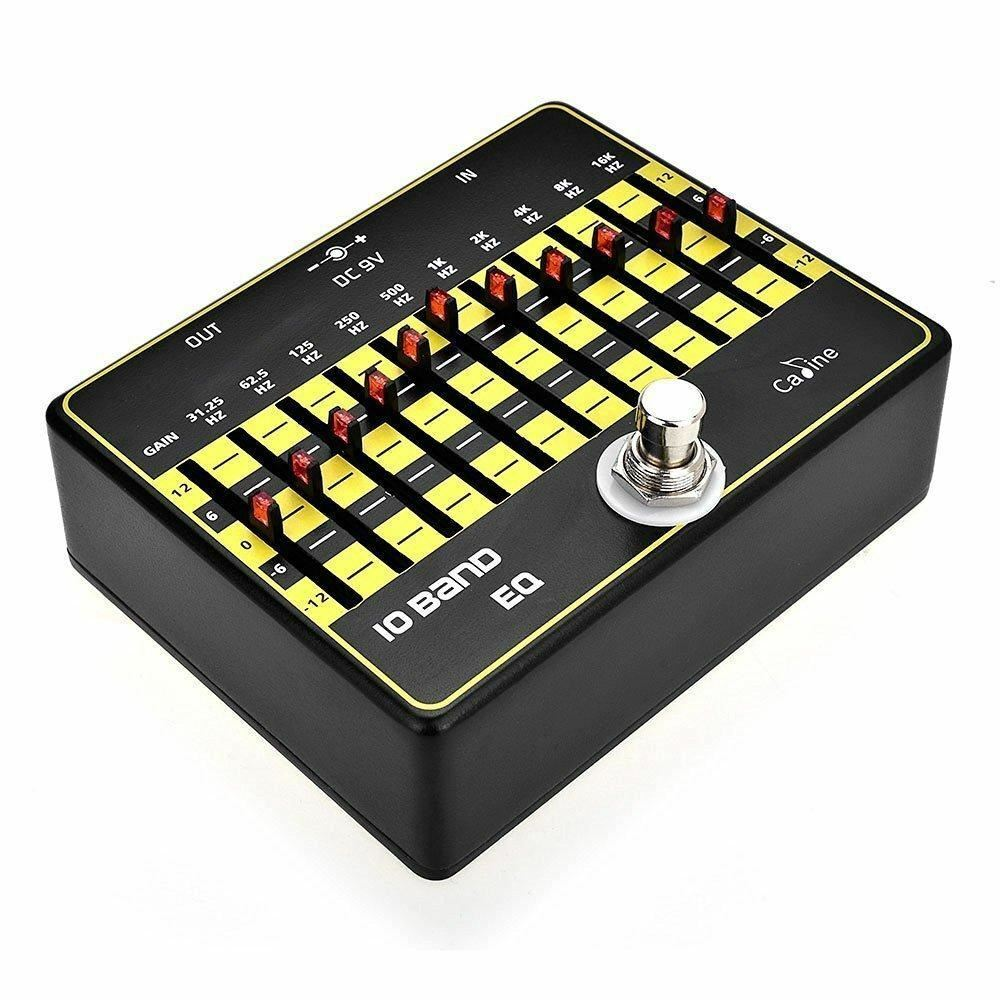 Graphic Equalizer Guitar Keyboard Effects Stompbox Pedal 24 Band Eq Electro Harmonix Norton Secured Powered By Verisign