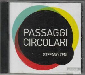 PASSAGGI CIRCOLARI di Stefano Zeni CD Audio Musicale