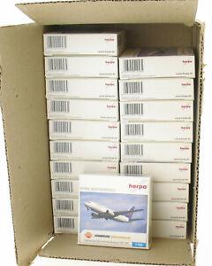20x Herpa Wings 512565 - Boeing 737-700 Hamburg International D-AHID 1:500