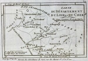 Loir-et-Cher-en-1791-Vendome-Cloye-Montdoubleau-Chambord-Romorantin-Amboise