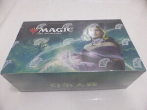 MTG-Magic-the-Gathering-War-of-the-Spark-Sealed-Booster-Pack-Japanese-36-Pack