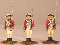 Conte The Patriot Revolutionary War Pat216 British Redcoats At Attention Set