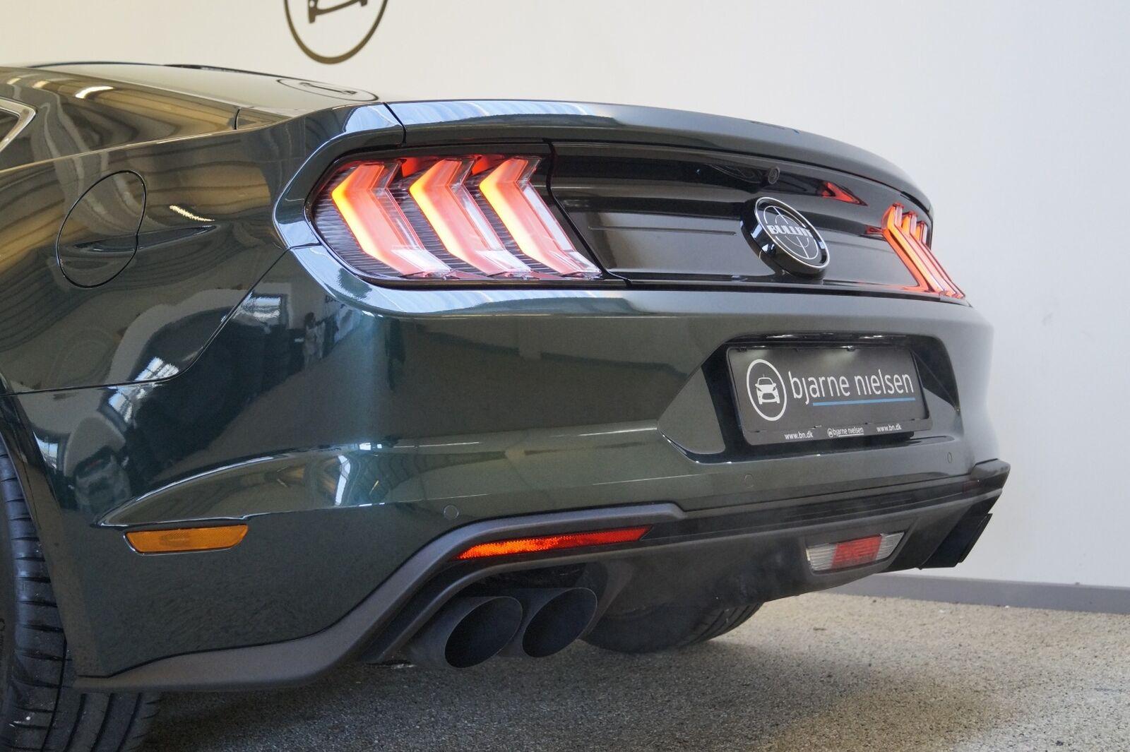 Ford Mustang 5,0 V8 GT Fastback Bullitt - billede 14