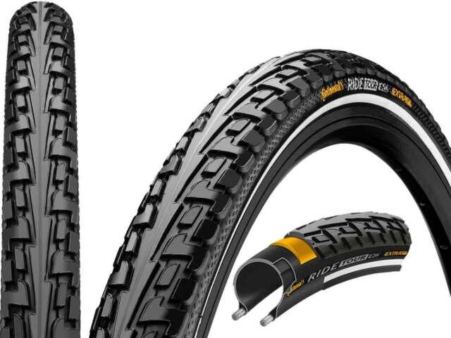 37-622 Continental RideTour Reifen schwarz//Wei/ß