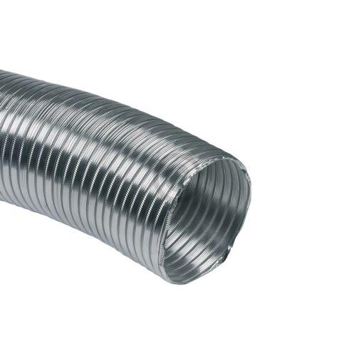 für Luftführung Dunstabzugshaube Abluftschlauch 125erR 5m Aluminium u.a