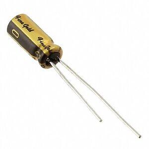10 pcs A750  KEMET Polymer Kondensator 47uF  25V  40mOhm  5x8mm  RM2  NEW  #BP